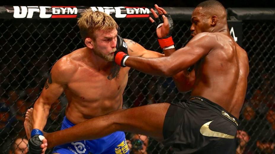 UFC 165: Jon Jones x Alexander Gustafsson, em Toronto