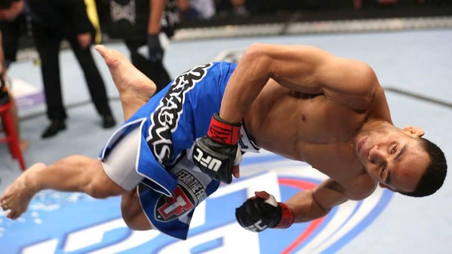 UFC 166: John Dodson