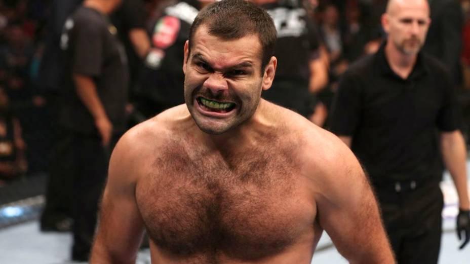 UFC 166: Gabriel Napão