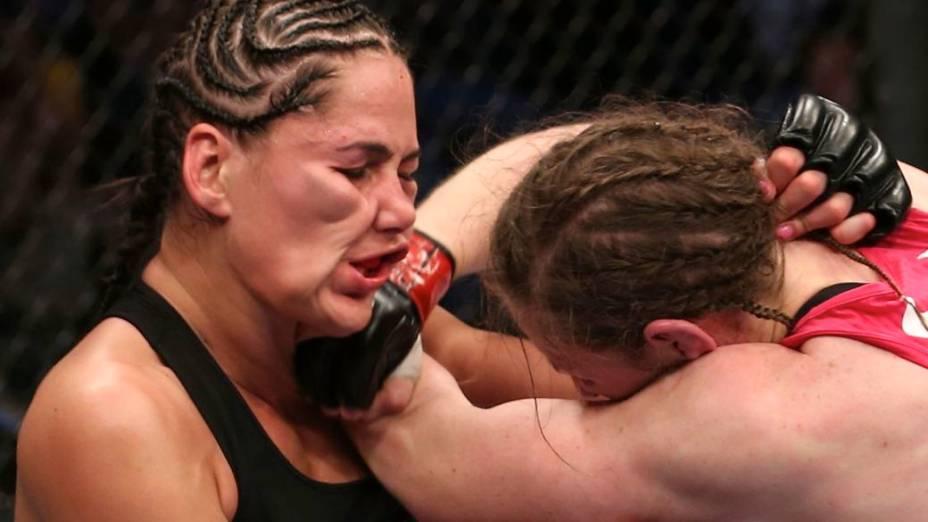 UFC 166: Kaufman x Eye