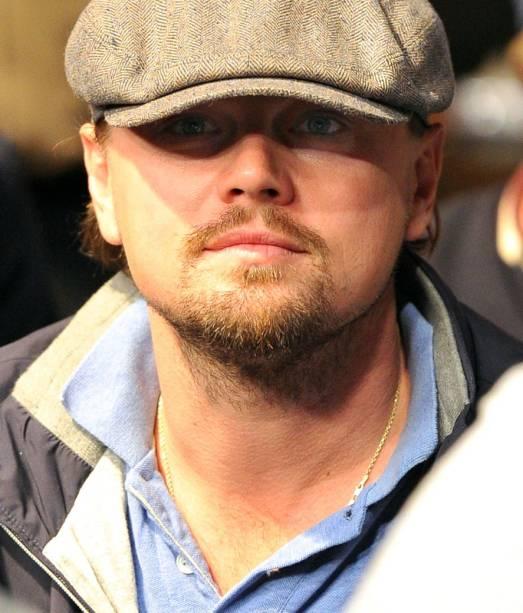 UFC 167: o ator Leonardo DiCaprio