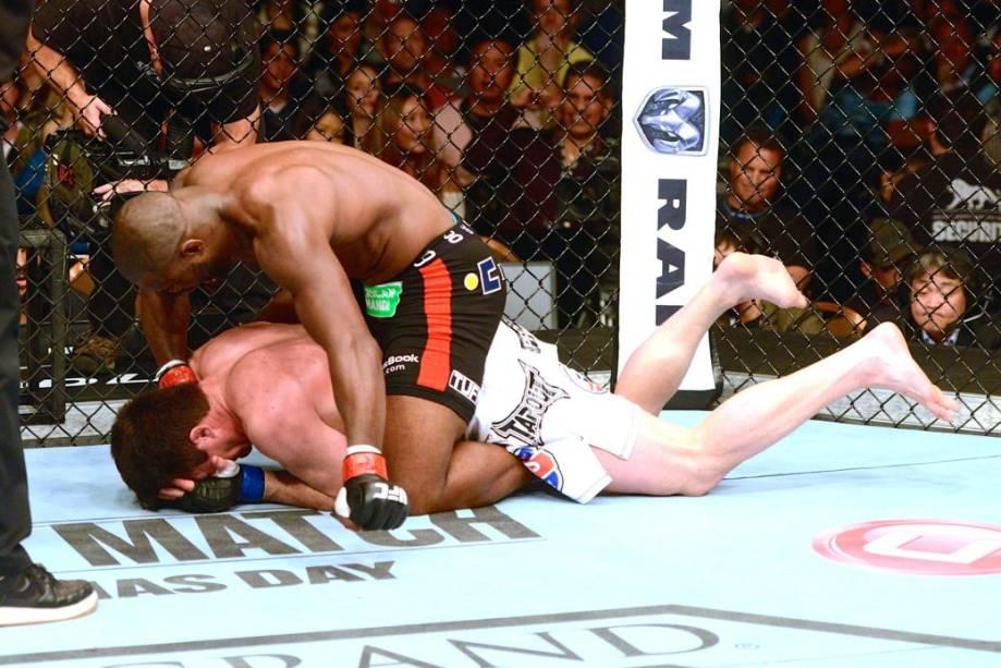 UFC 167: Rashad Evans x Chael Sonnen