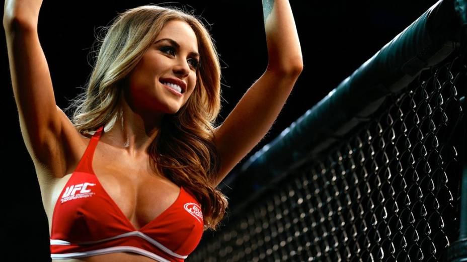 UFC 168: Brittney Palmer
