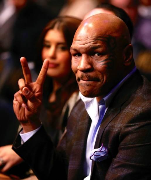 UFC 168: Mike Tyson