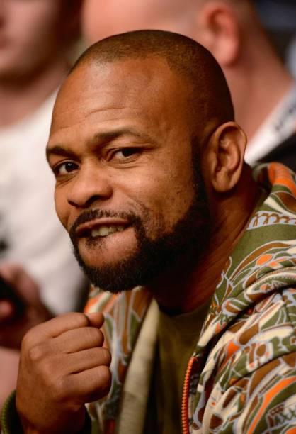 UFC 168: Roy Jones Jr.