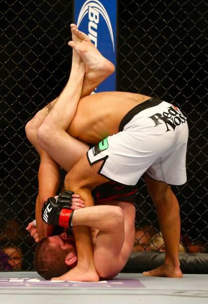 UFC 168: Jim Miller x Fabricio Camoes