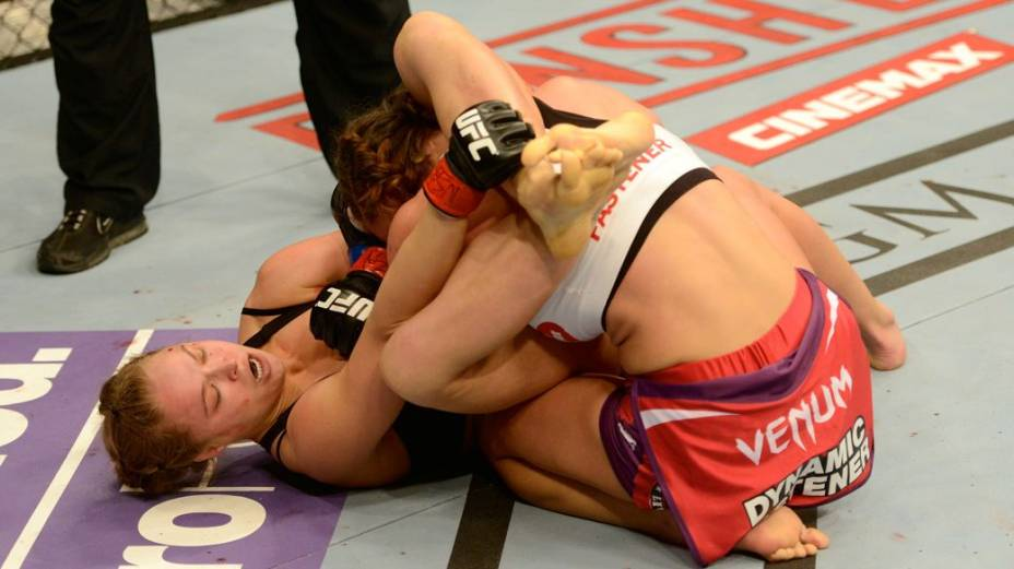 UFC 168: Ronda Rousey x Miesha Tate