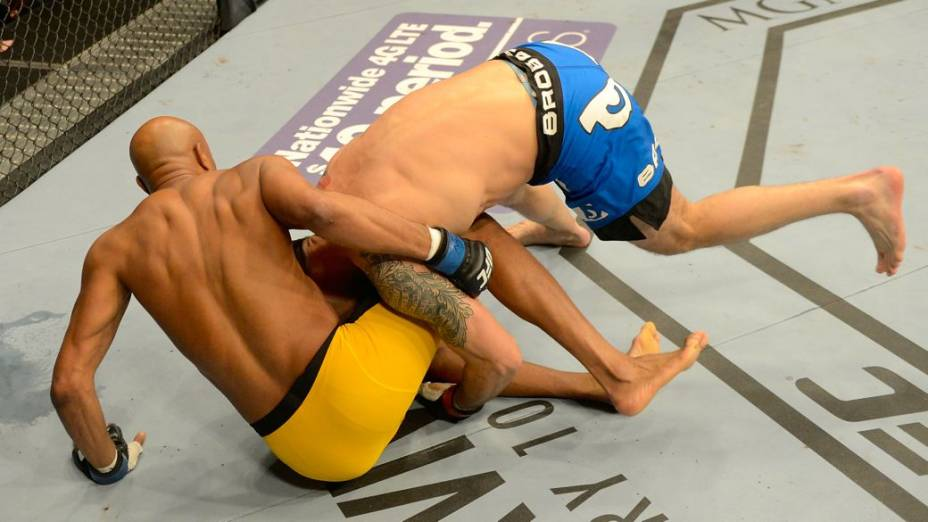 UFC 168: Anderson Silva x Chris Weidman
