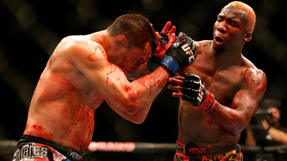 UFC 168: William Patolino x Bobby Voelker