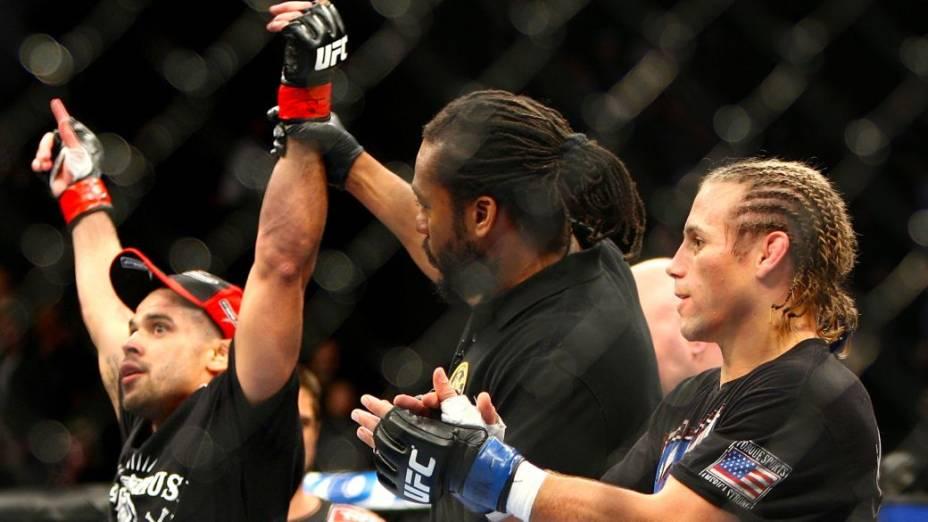 UFC 169, em Newark: Renan Barão x Urijah Faber