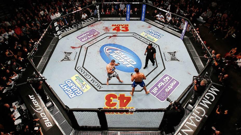 Cain Velasquez enfrenta Júnior Cigano no UFC 155, em Las Vegas
