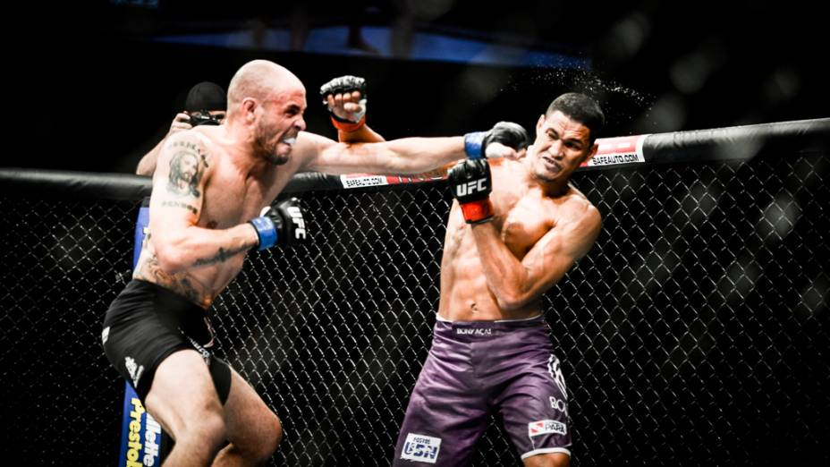 UFC Fight Night, em Barueri: Igor Araújo vence Ildemar Marajó