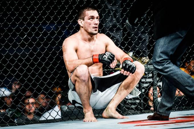 UFC 214: Demian Maia