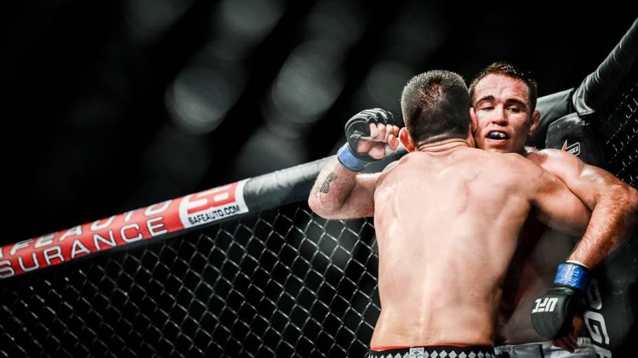 UFC Fight Night, em Barueri: Jake Shields vence Demian Maia