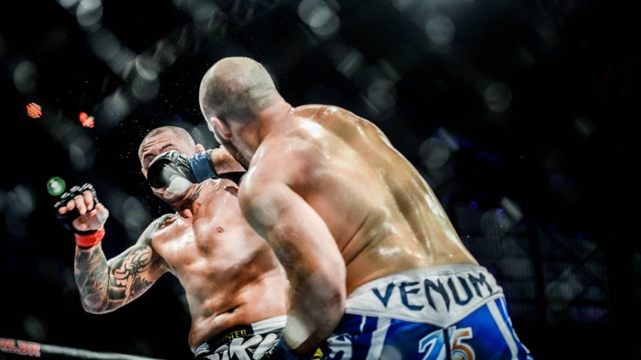 UFC Fight Night, em Barueri: Thiago Silva vence Matt Hamill