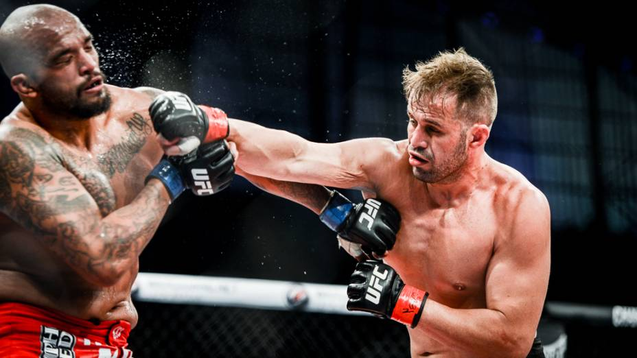 UFC Fight Night, em Barueri: Fábio Maldonado vence Joey Beltran