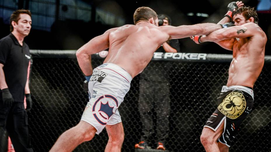 UFC Fight Night, em Barueri: Yan Cabral vence David Mitchell