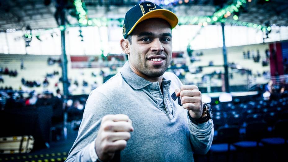 UFC Fight Night, em Barueri: Renan Barão