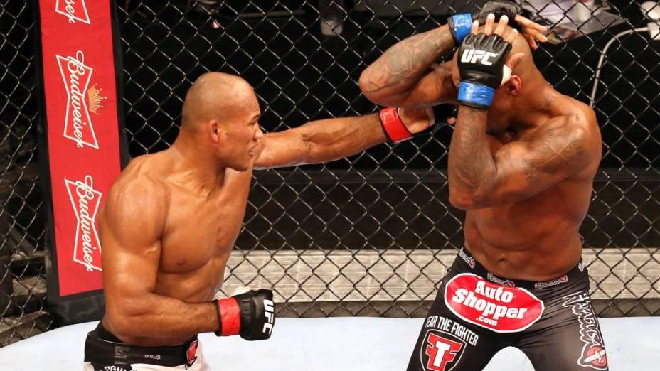 UFC Jaraguá 2: Ronaldo Jacaré x Francis Carmont