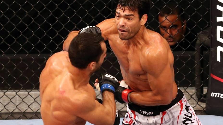 UFC Jaraguá 2: Lyoto Machida x Gegard Mousasi
