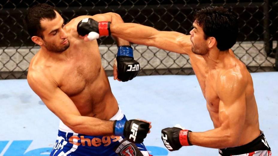 UFC Jaraguá 2: Gegard Mousasi x Lyoto Machida