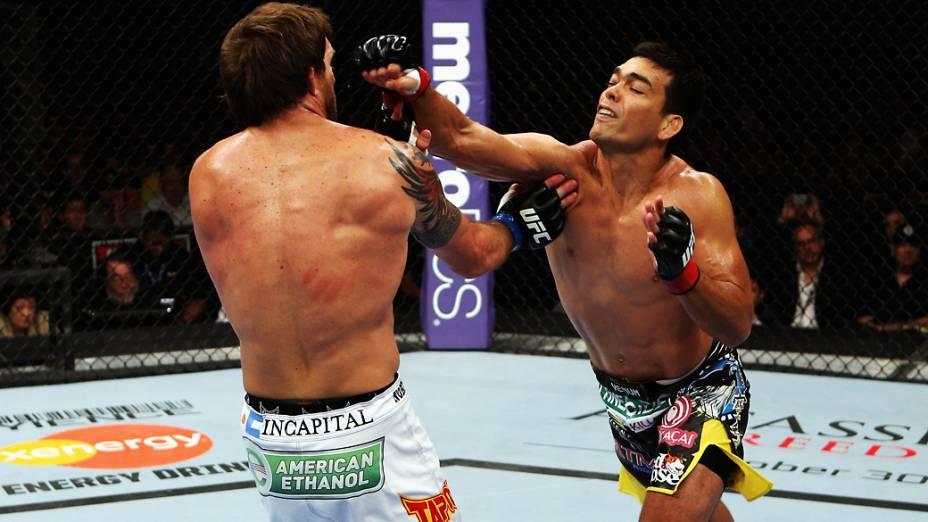 Lyoto Machida derrota Ryan Bader por nocaute em Los Angeles, Califórnia
