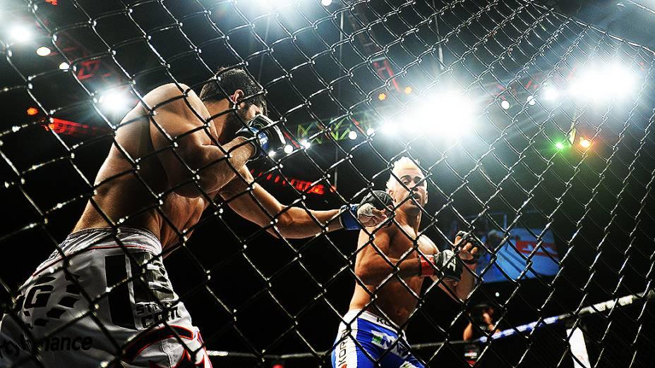 UFC Fight Night em Natal: Godofredo Pepey x Noad Lahat