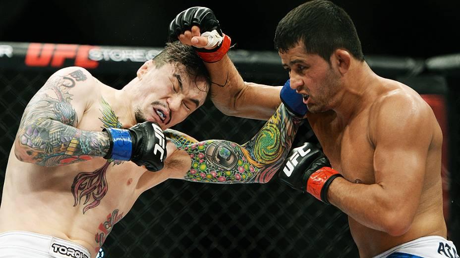 UFC Fight Night em Natal: Scott Jorgensen x Jussier Formiga