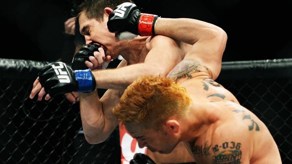UFC Fight Night em Natal: Rony Jason x Steven Siler