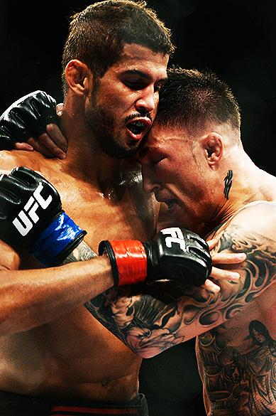 UFC Fight Night em Natal: Léo Santos x Norman Parke