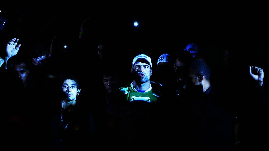 UFC Fight Night em Natal: Maurício Shogun chega para a luta