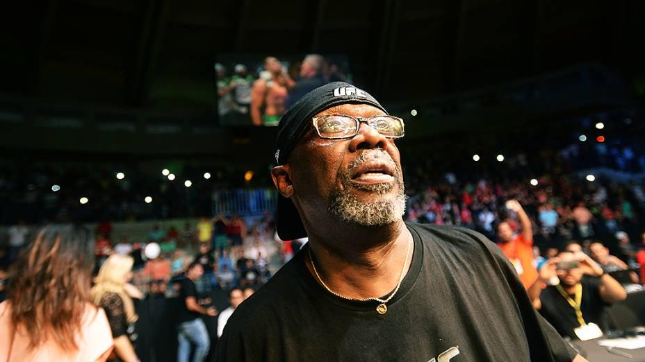UFC Fight Night em Natal: Burt Watson, integrante da trupe do UFC
