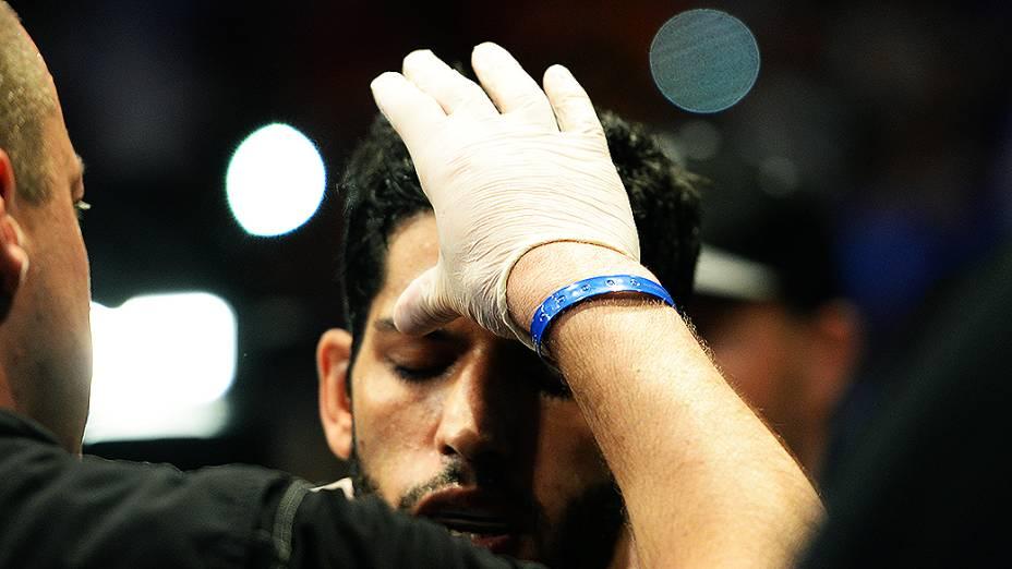 UFC Fight Night em Natal: Noad Lahat