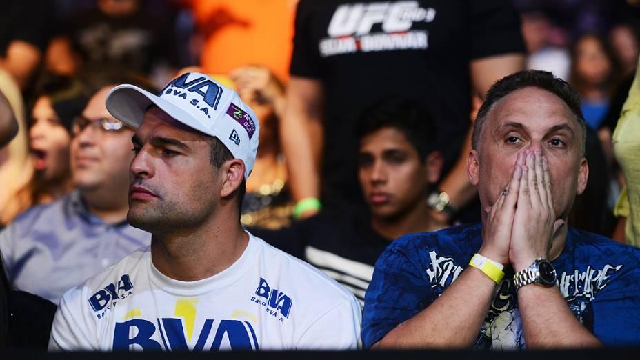 "O brasileiro Maurício ""Shogun"" durante o UFC Rio III, realizada na HSBC Arena, Barra da Tijuca"
