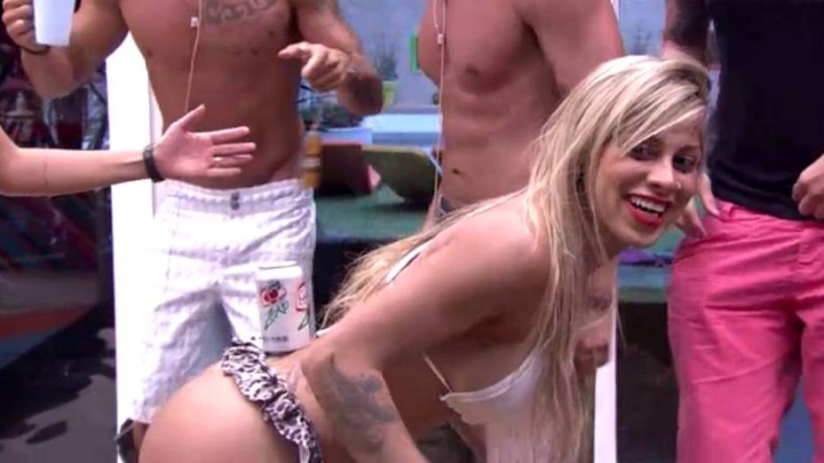 Vanessa do BBB14