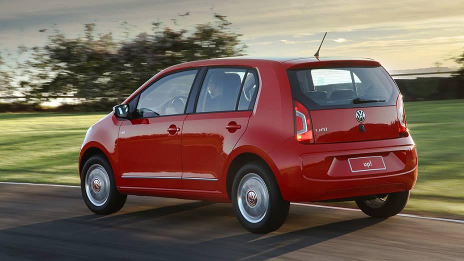 Up! marca início de uma nova era para a Volkswagen no Brasil