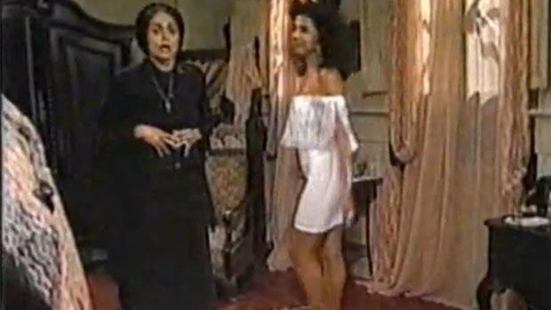 Perpétua (Joana Fomm) e Tieta (Betty Faria) em cena de Tieta