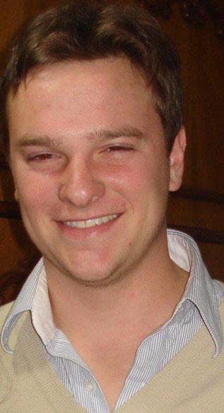 Vinicios Greff: 24 anos, estudante do curso de zootecnia da UFSM. Natural de Tupanciretã