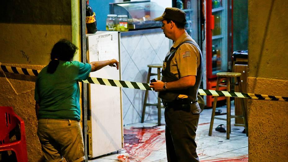Quatro pessoas foram mortas na madrugada desta sexta-feira, no Jardim Maristela, Freguesia do Ó, zona norte, na terceira chacina registrada em menos de uma semana na Grande São Paulo