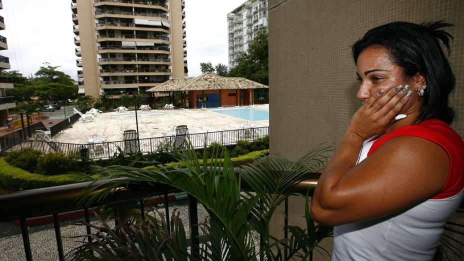 Prisão de Viviane Sampaio, mulher do traficante Polegar, no Rio de Janeiro