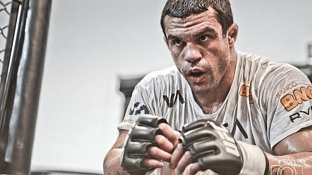 Vitor Belfort, 34 anos: carioca tem vinte vitórias e nove derrotas em seu cartel