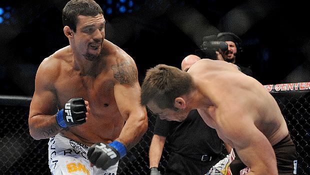 Vitor Belfort última vitória foi no UFC 103, em 2009, contra o americano Rich Franklin