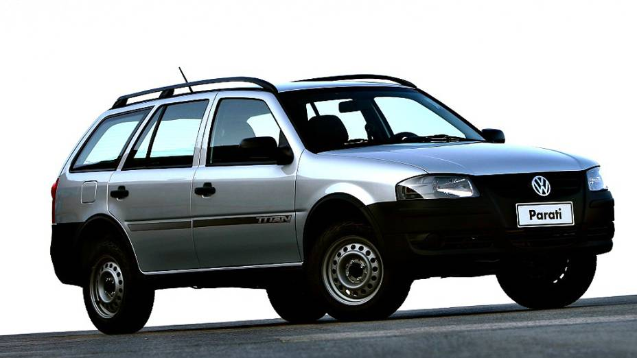 Volkswagen Parati: depois de 30 anos, vendas encerradas em agosto