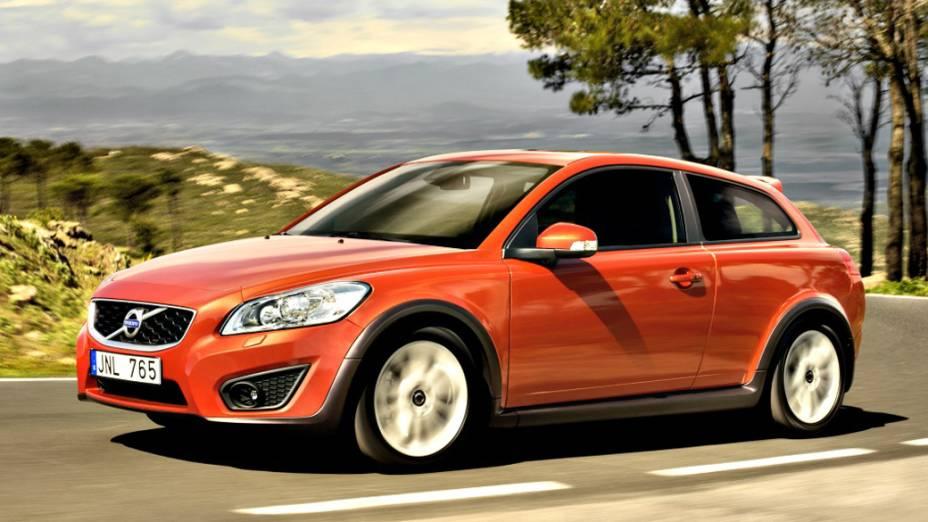 Volvo C30: deixa de ser produzido na Bélgica para dar lugar ao V40