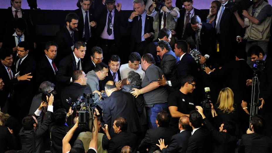 Congresso Nacional na votação dos vetos presidenciais