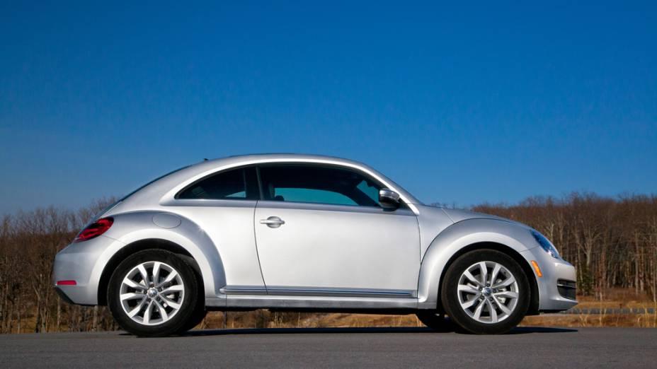 A nova geração do New Beetle ganha nome de Fusca