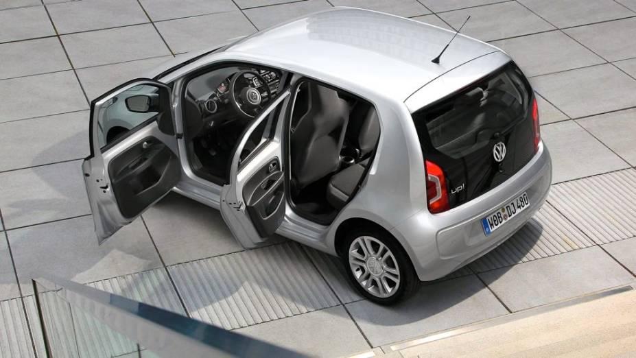 A versão europeia do Volkswagen Up!