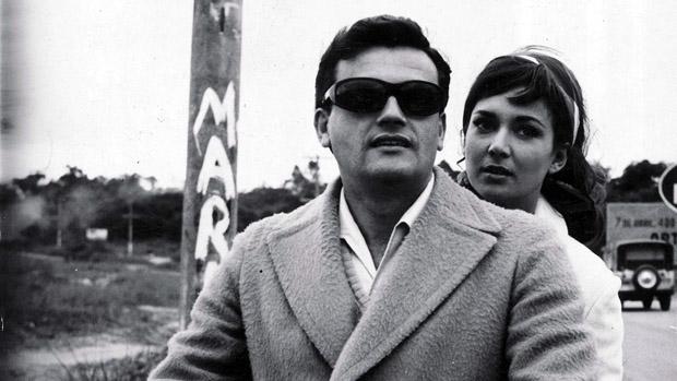 Wlamor Chagas e Eva Wilma no filme São Paulo S.A.