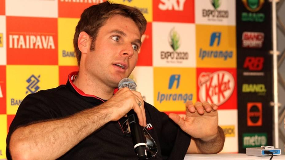 Will Power, três vezes vencedor da Indy em São Paulo: busca pela recuperação