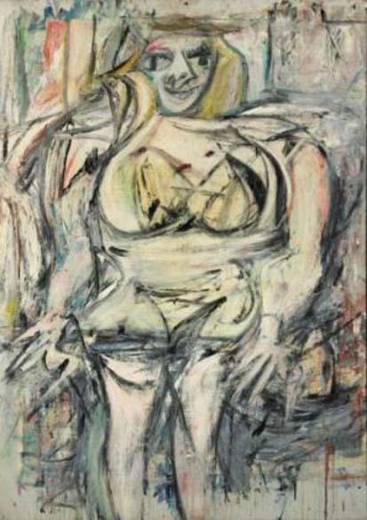 Willem de Kooning – <em>Mulher III</em>, 1952-53 - 234 milhões de reais - Steven Cohen<br>O bilionário produtor musical, de cinema e de teatro e co-fundador do estúdio Dreamworks David Geffen vendeu para o colega de bilhão e especulador financeiro Steven Cohen a <em>Mulher III</em> – quadro do pintor impressionista abstrato holandês Willem de Kooning<br>